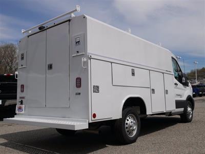 2020 Ford Transit 350 AWD, Reading Aluminum CSV Service Utility Van #62402 - photo 2