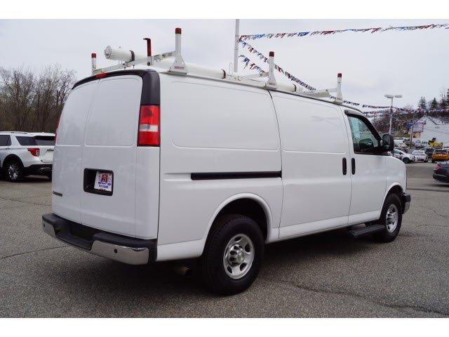 2015 Express 2500 4x2, Upfitted Cargo Van #62409A - photo 8