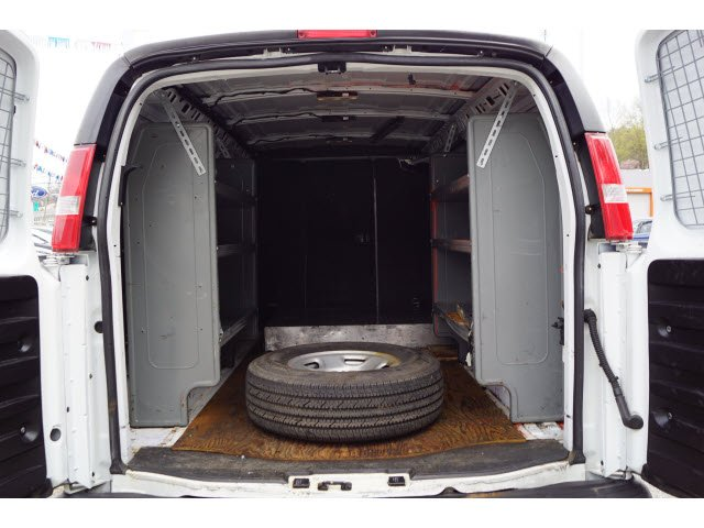 2015 Express 2500 4x2, Upfitted Cargo Van #62409A - photo 2