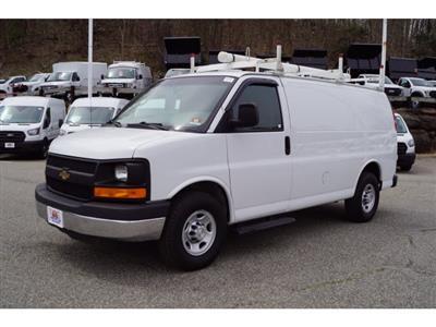 2015 Express 2500 4x2, Upfitted Cargo Van #62409A - photo 4