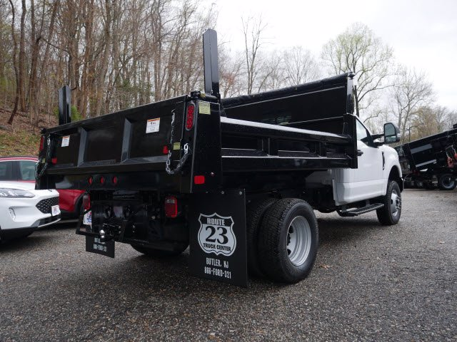 2020 F-350 Regular Cab DRW 4x4, Rugby Eliminator LP Steel Dump Body #62426 - photo 2