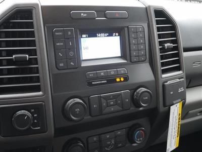 2020 Ford F-350 Regular Cab DRW 4x4, Rugby Eliminator LP Steel Dump Body #62426 - photo 10
