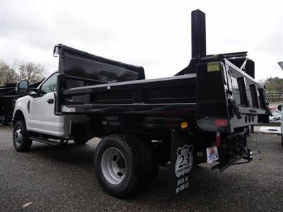 2020 Ford F-350 Regular Cab DRW 4x4, Rugby Eliminator LP Steel Dump Body #62426 - photo 4