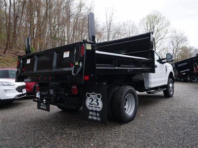 2020 Ford F-350 Regular Cab DRW 4x4, Rugby Eliminator LP Steel Dump Body #62426 - photo 2