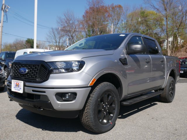 2020 Ranger SuperCrew Cab 4x4, Pickup #62436 - photo 3