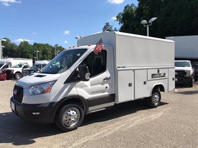 2020 Ford Transit 350 AWD, Reading Aluminum CSV Service Utility Van #62490 - photo 4