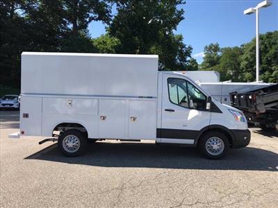 2020 Ford Transit 350 AWD, Reading Aluminum CSV Service Utility Van #62490 - photo 8