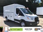 2020 Ford Transit 350 AWD, Reading Aluminum CSV Service Utility Van #62490 - photo 1