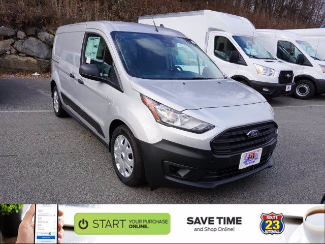 2020 Ford Transit Connect FWD, Empty Cargo Van #62600 - photo 1