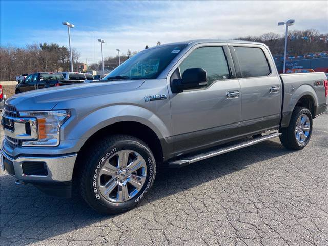 2020 Ford F-150 SuperCrew Cab 4x4, Pickup #62602 - photo 4