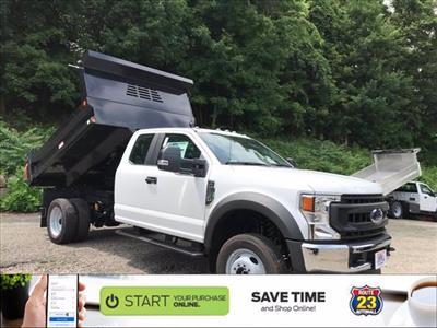 2020 Ford F-450 Super Cab DRW 4x4, Reading Marauder Dump Body #62608 - photo 1