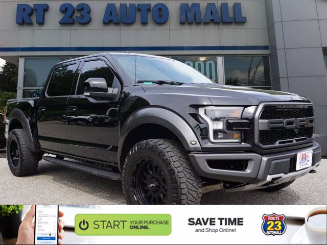 2018 Ford F-150 SuperCrew Cab 4x4, Pickup #62789A - photo 1