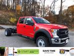2020 Ford F-550 Crew Cab DRW 4x4, Cab Chassis #62928 - photo 1