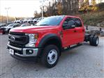 2020 Ford F-550 Crew Cab DRW 4x4, Cab Chassis #62928 - photo 5