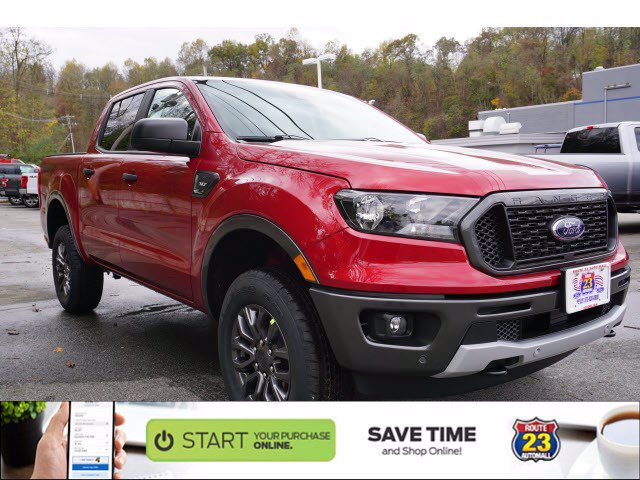 2020 Ford Ranger SuperCrew Cab 4x4, Pickup #62971 - photo 1
