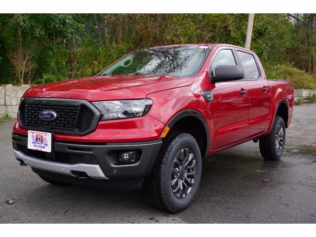 2020 Ford Ranger SuperCrew Cab 4x4, Pickup #62971 - photo 4
