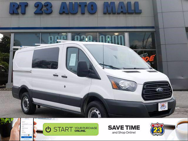 2017 Ford Transit 250 Low Roof 4x2, Upfitted Cargo Van #63029A - photo 1