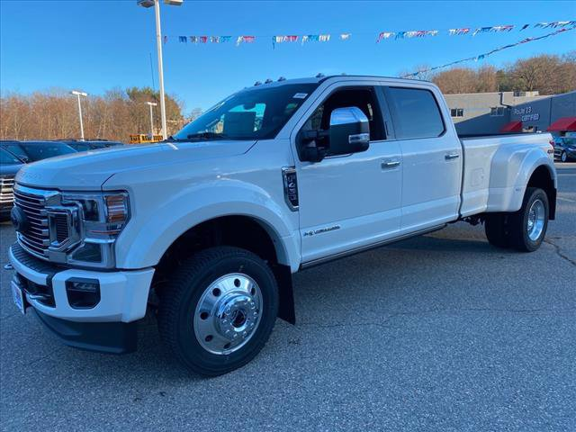 2021 Ford F-450 Crew Cab DRW 4x4, Pickup #63045 - photo 4