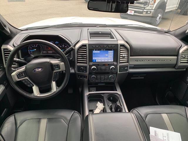 2019 Ford F-350 Crew Cab DRW 4x4, Pickup #63045A - photo 15