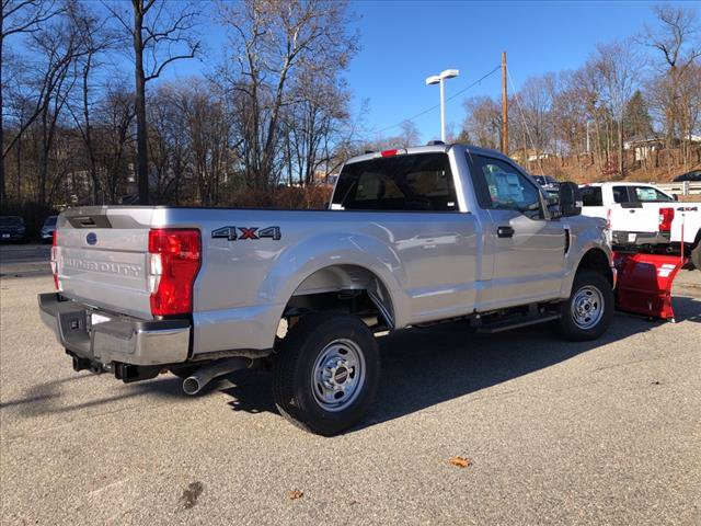 2020 Ford F-250 Regular Cab 4x4, Western Snowplow Pickup #63053 - photo 2