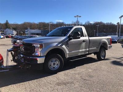 2020 Ford F-250 Regular Cab 4x4, Western Snowplow Pickup #63053 - photo 9