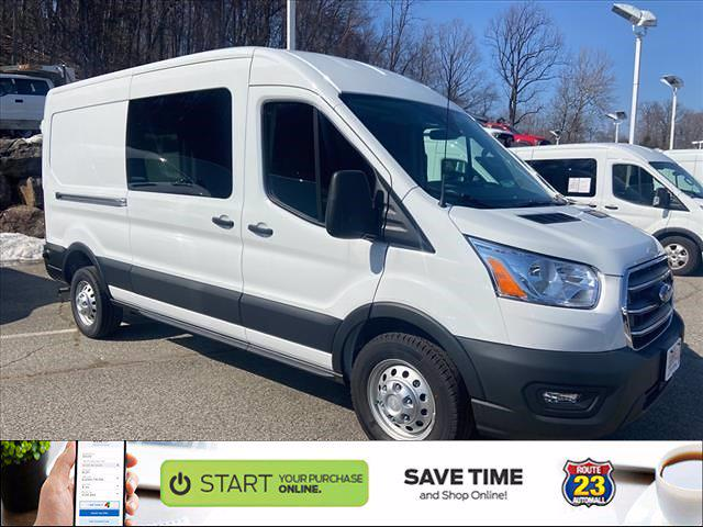 2020 Ford Transit 250 Med Roof AWD, Empty Cargo Van #63088 - photo 1