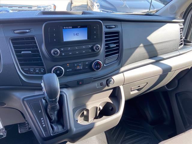 2020 Ford Transit 250 Med Roof AWD, Empty Cargo Van #63088 - photo 12