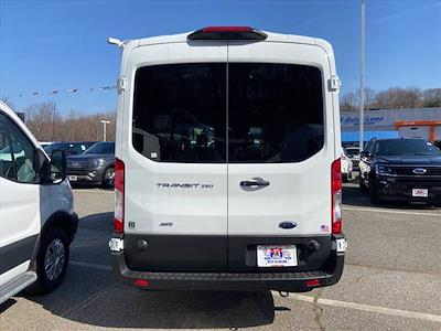 2020 Ford Transit 250 Med Roof AWD, Empty Cargo Van #63088 - photo 6