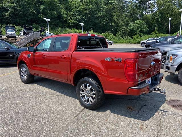 2019 Ford Ranger SuperCrew Cab 4x4, Pickup #63110A - photo 4