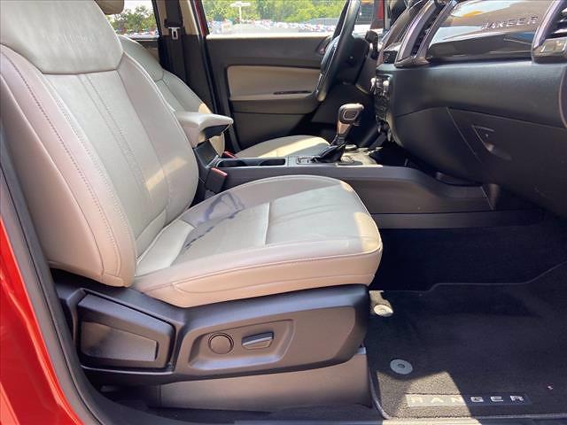 2019 Ford Ranger SuperCrew Cab 4x4, Pickup #63110A - photo 10