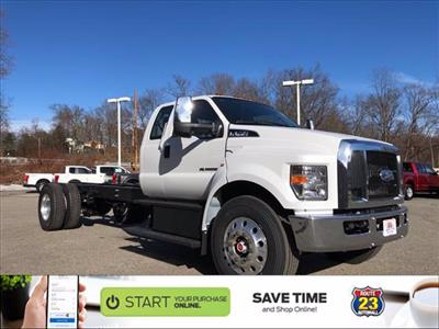 2021 Ford F-750 Super Cab DRW 4x2, Cab Chassis #63115 - photo 1