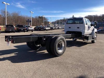 2021 Ford F-750 Super Cab DRW 4x2, Cab Chassis #63115 - photo 2