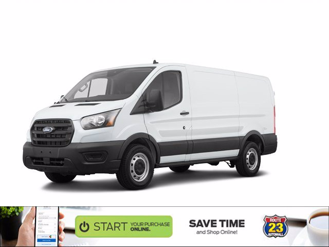 2020 Ford Transit 250 Med Roof AWD, Empty Cargo Van #63141 - photo 1