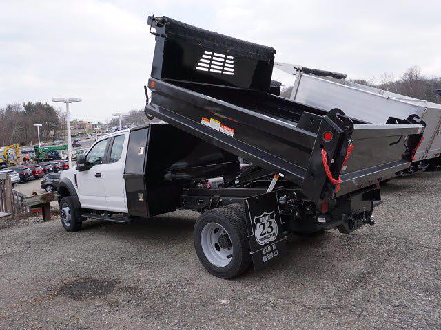 2020 Ford F-550 Super Cab DRW 4x4, Reading Dump Body #63149 - photo 1