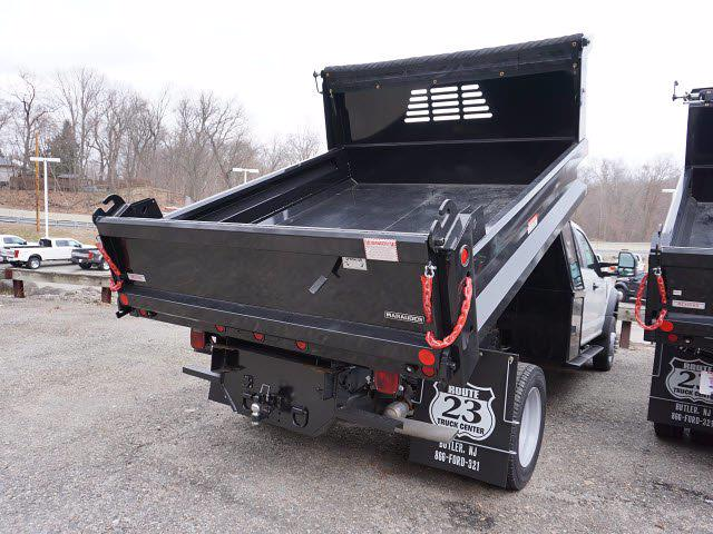 2020 Ford F-550 Super Cab DRW 4x4, Reading Marauder Dump Body #63149 - photo 7