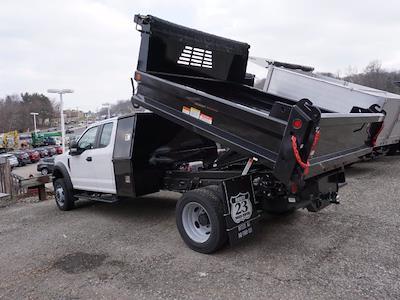 2020 Ford F-550 Super Cab DRW 4x4, Reading Marauder Dump Body #63149 - photo 2