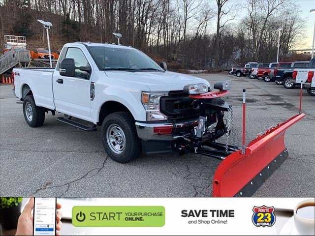 2020 Ford F-350 Regular Cab 4x4, Western Snowplow Pickup #63164 - photo 1