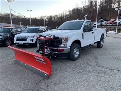 2020 Ford F-350 Regular Cab 4x4, Western Snowplow Pickup #63164 - photo 4
