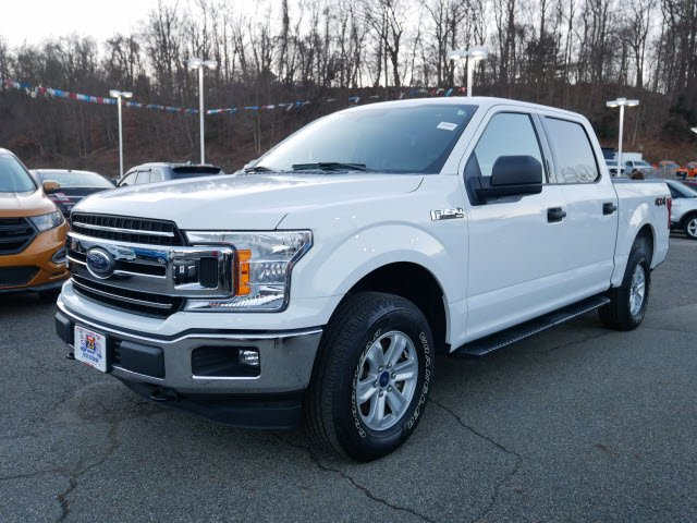 2018 Ford F-150 SuperCrew Cab 4x4, Pickup #63171FA - photo 4
