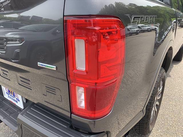 2019 Ford Ranger SuperCrew Cab 4x4, Pickup #63196FA - photo 8