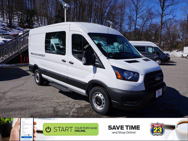 2020 Ford Transit 250 Med Roof 4x2, Crew Van #63210 - photo 1