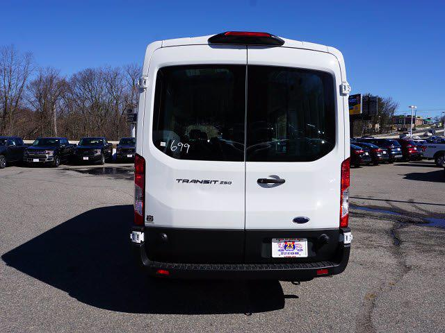 2020 Ford Transit 250 Med Roof 4x2, Crew Van #63210 - photo 6