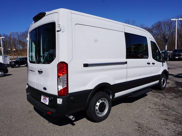 2020 Ford Transit 250 Med Roof 4x2, Crew Van #63210 - photo 7
