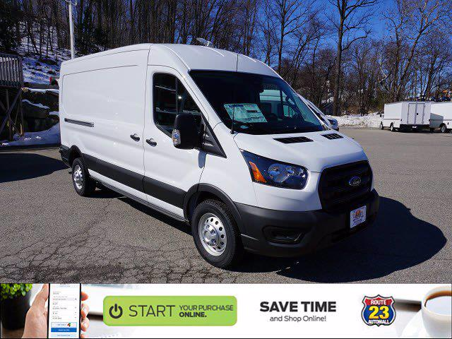 2020 Ford Transit 250 Med Roof AWD, Empty Cargo Van #63246 - photo 1