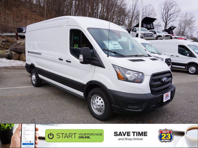 2020 Ford Transit 250 Med Roof AWD, Empty Cargo Van #63261 - photo 1