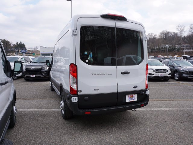 2020 Ford Transit 250 Med Roof AWD, Empty Cargo Van #63261 - photo 5