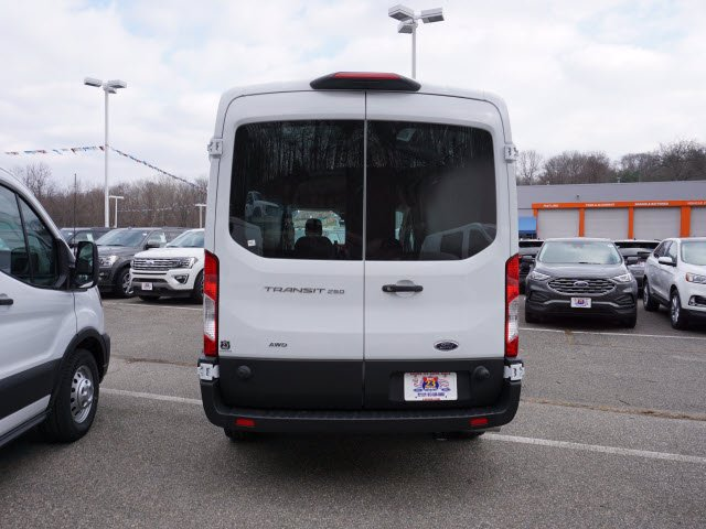 2020 Ford Transit 250 Med Roof AWD, Empty Cargo Van #63261 - photo 6