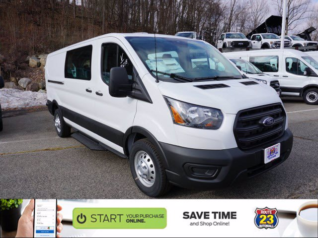 2020 Ford Transit 150 Low Roof AWD, Crew Van #63264 - photo 1