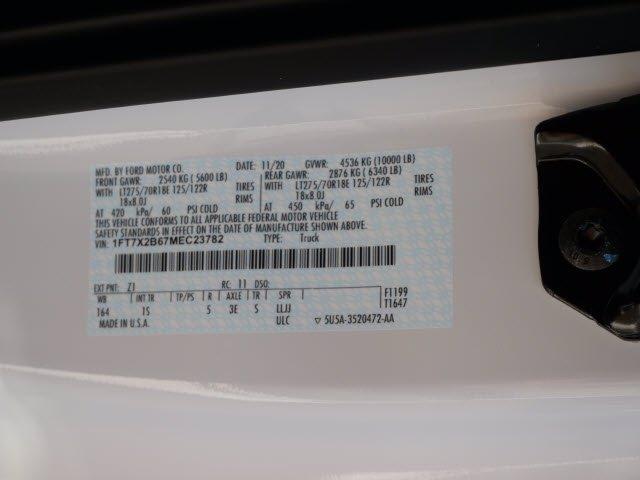 2021 Ford F-250 Super Cab 4x4, Western Pickup #63305 - photo 13