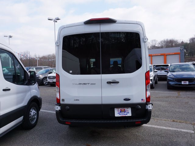 2020 Ford Transit 250 Med Roof 4x2, Empty Cargo Van #63335 - photo 6